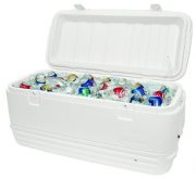 120 Qtz Polar Cooler Box  | Igloo Maxcold - 5 Day Cooler